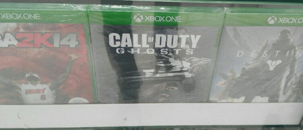 Comercial Mexicana: Paquete de 3 juegos para Xbox One a $599