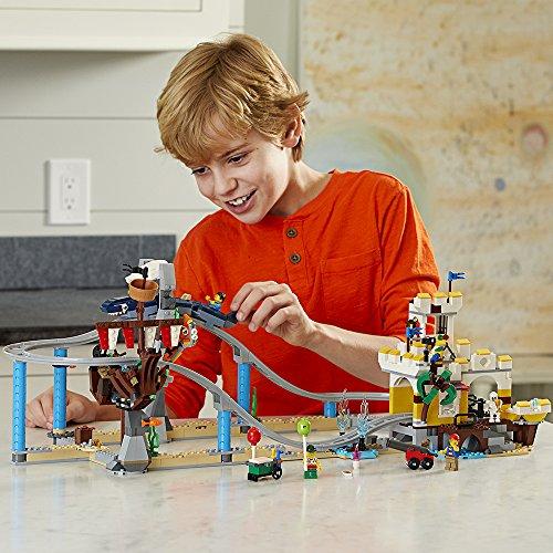 Amazon: LEGO Creator, Montaña Rusa Pirata