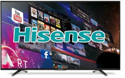 """Amazon.com.mx: Hisense 40H5B 40"""" Full HD Smart TV Wifi Negro"""