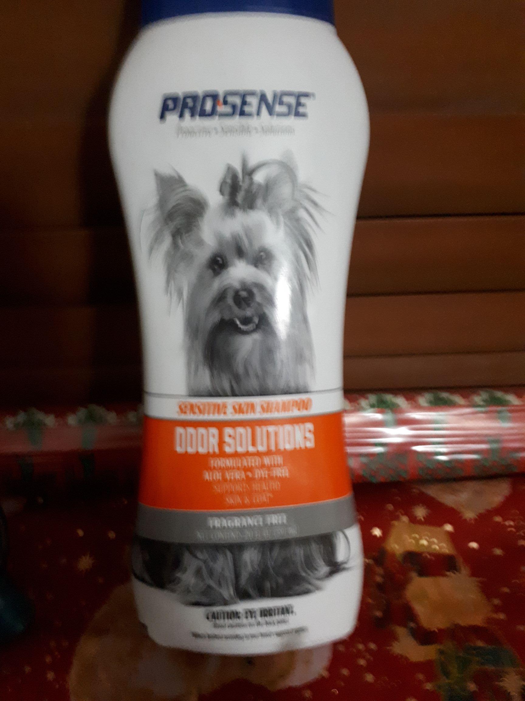 La comer:Shampoo para perro prosense