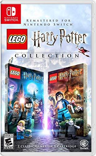 Amazon: LEGO: Harry Potter Collection - Nintendo Switch - Standard Edition (oferta del día)