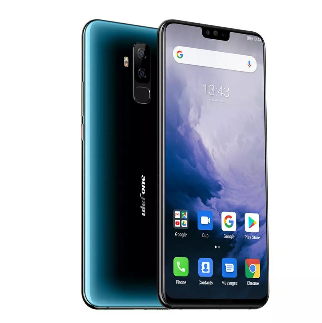 Banggood: Ulephone T2 6GB RAM Helio P70 octacore 4G (con descuento)