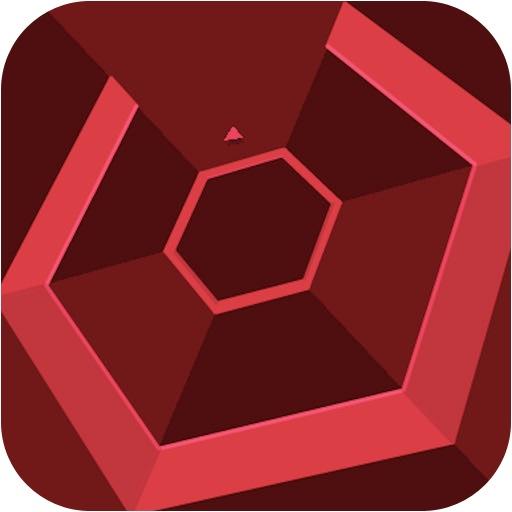 App Store iOS: Super Hexagon GRATIS por una semana