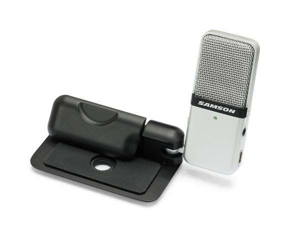 Amazon: Micrófono de condensador USB Go mic Samson