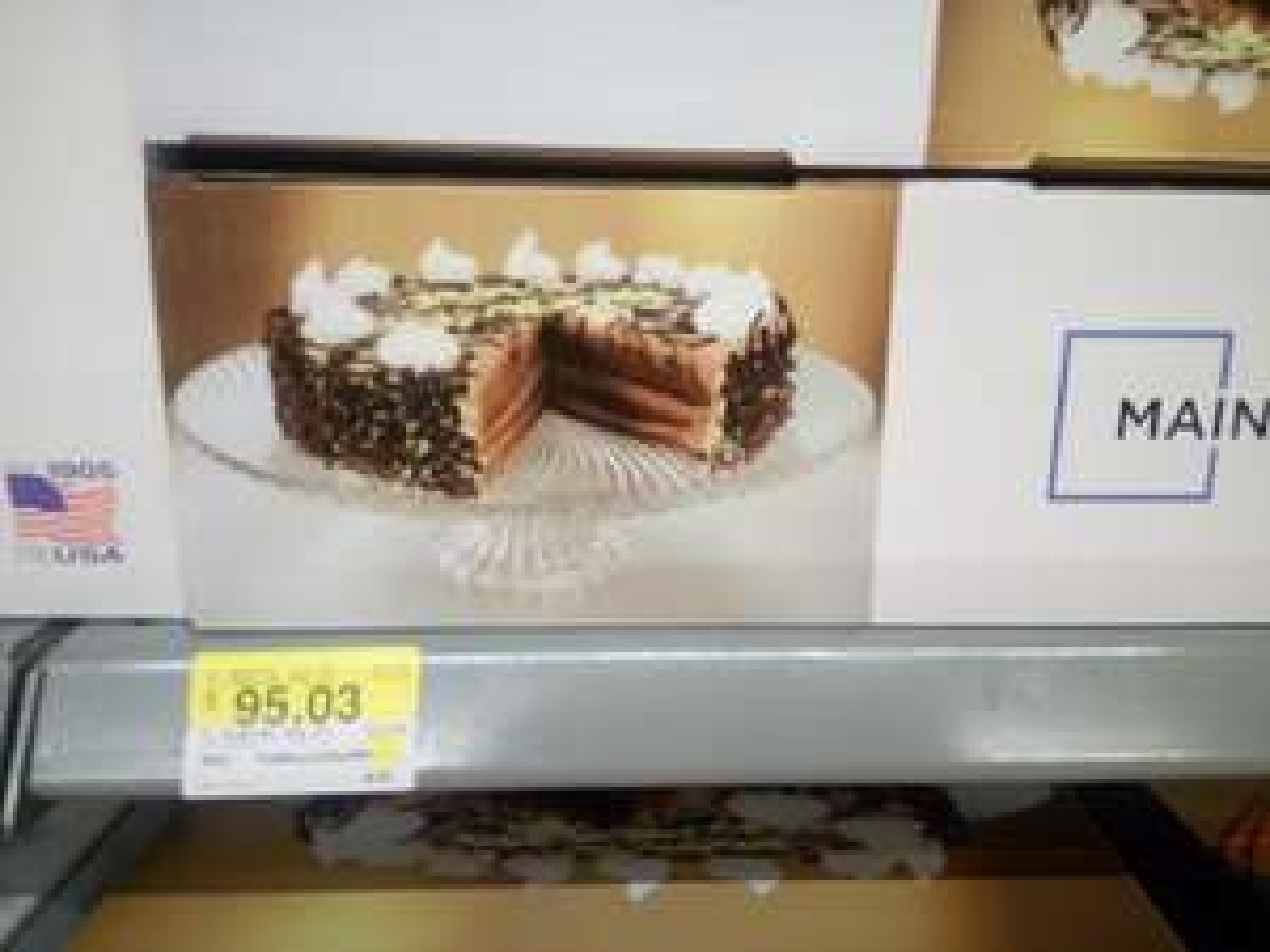 Walmart Patio Sta Fe: base para pastel a $95.03