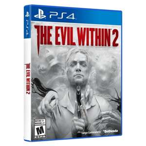 Walmart: The Evil Within 2 para Playstation 4