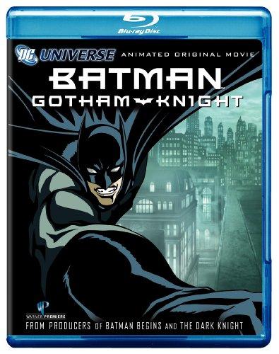 Amazon: Batman: El Caballero de Ciudad Gótica [Blu-ray]