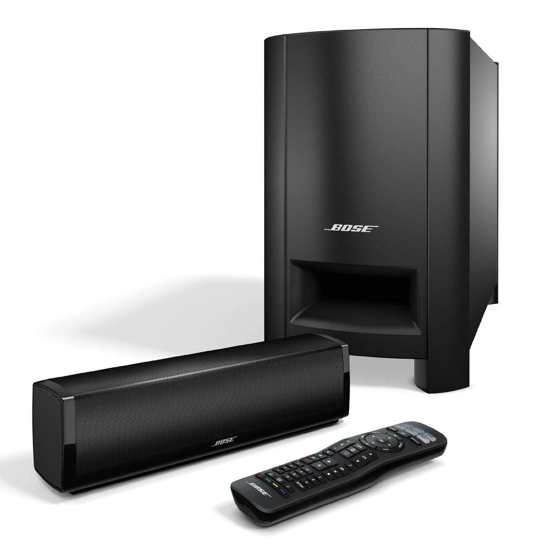Amazon México : Bose CineMate 15,  Sistema de altavoces para teatro en casa color negro $5999