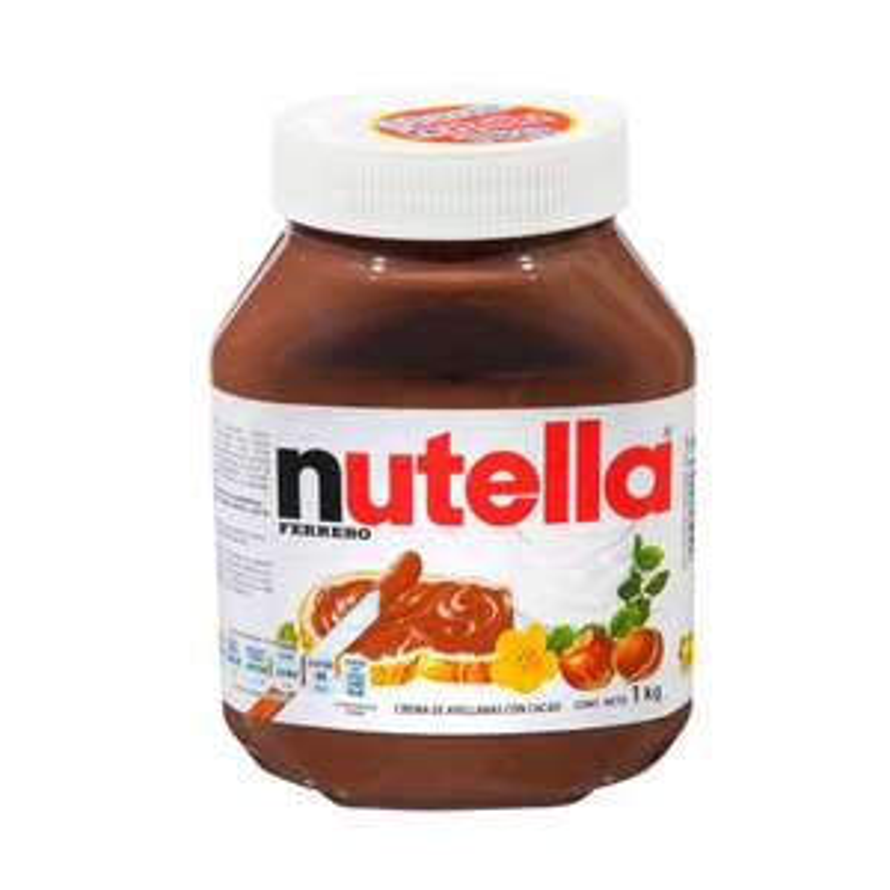 Sam's Club: Crema de Avellana Nutella 1 Kg