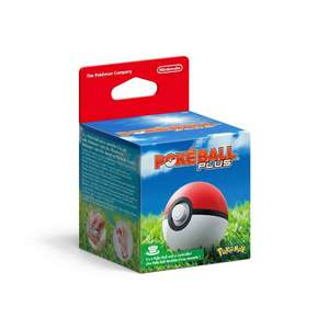 Amazon: Pokeball plus Nintendo switch