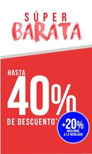 Martí - Segunda Ronda Liquidación 20% Adicional