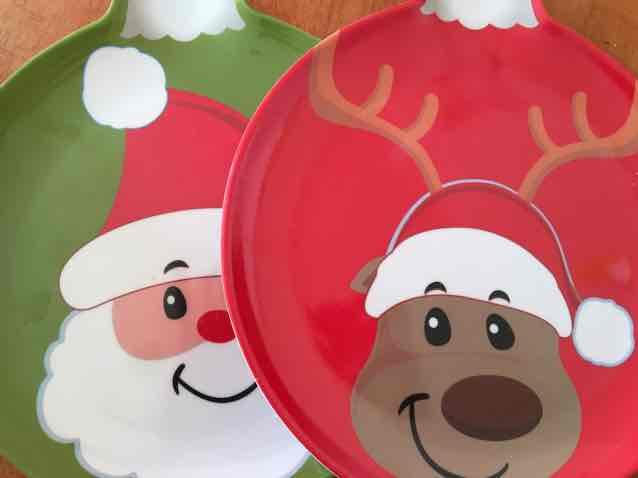 Bodega aurrerá: Platos navideños $1.03