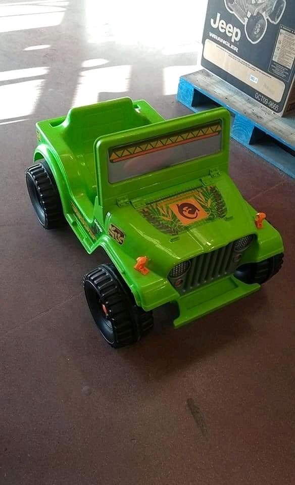 Mercado Soriana: FP Power Wheels Jeep