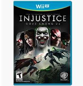 Nintendo eShop: Injustice: Gods Among Us $7 dólares
