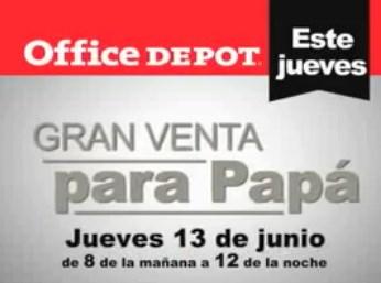 Gran venta para papá Office Depot: $1,000 de bonifiación x cada $5,000 y + (actualizado)