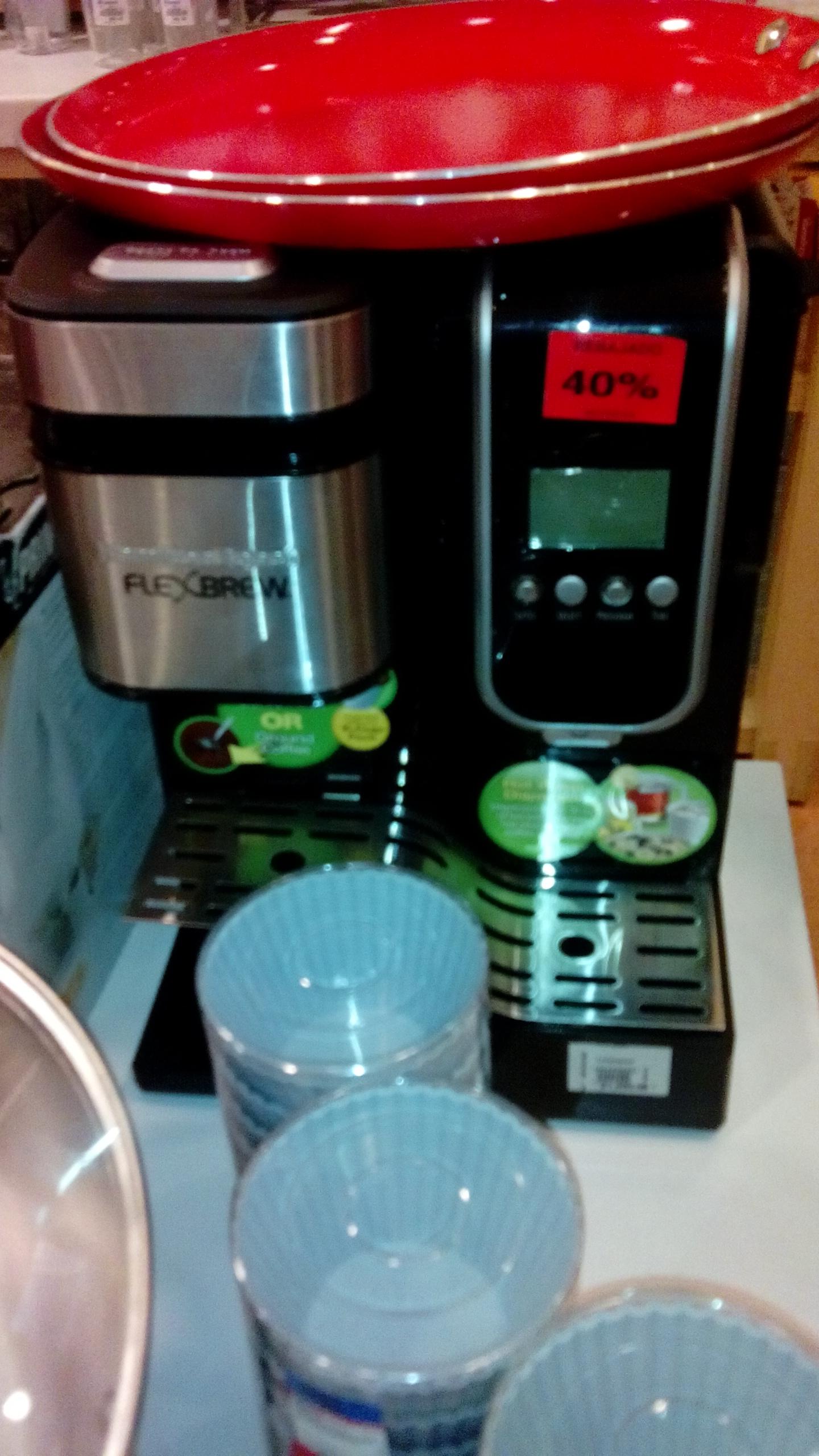 Liverpool: Cafetera y calentador de agua Hamilton Beach a $815.40