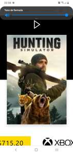 Microsoft Store: Hunting Simulator, Assassin's Creed, Far Cry, Watchdogs y más...