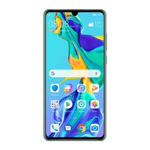 Sam's Club: Huawei P30 Twilight con CitiBanamex 30%