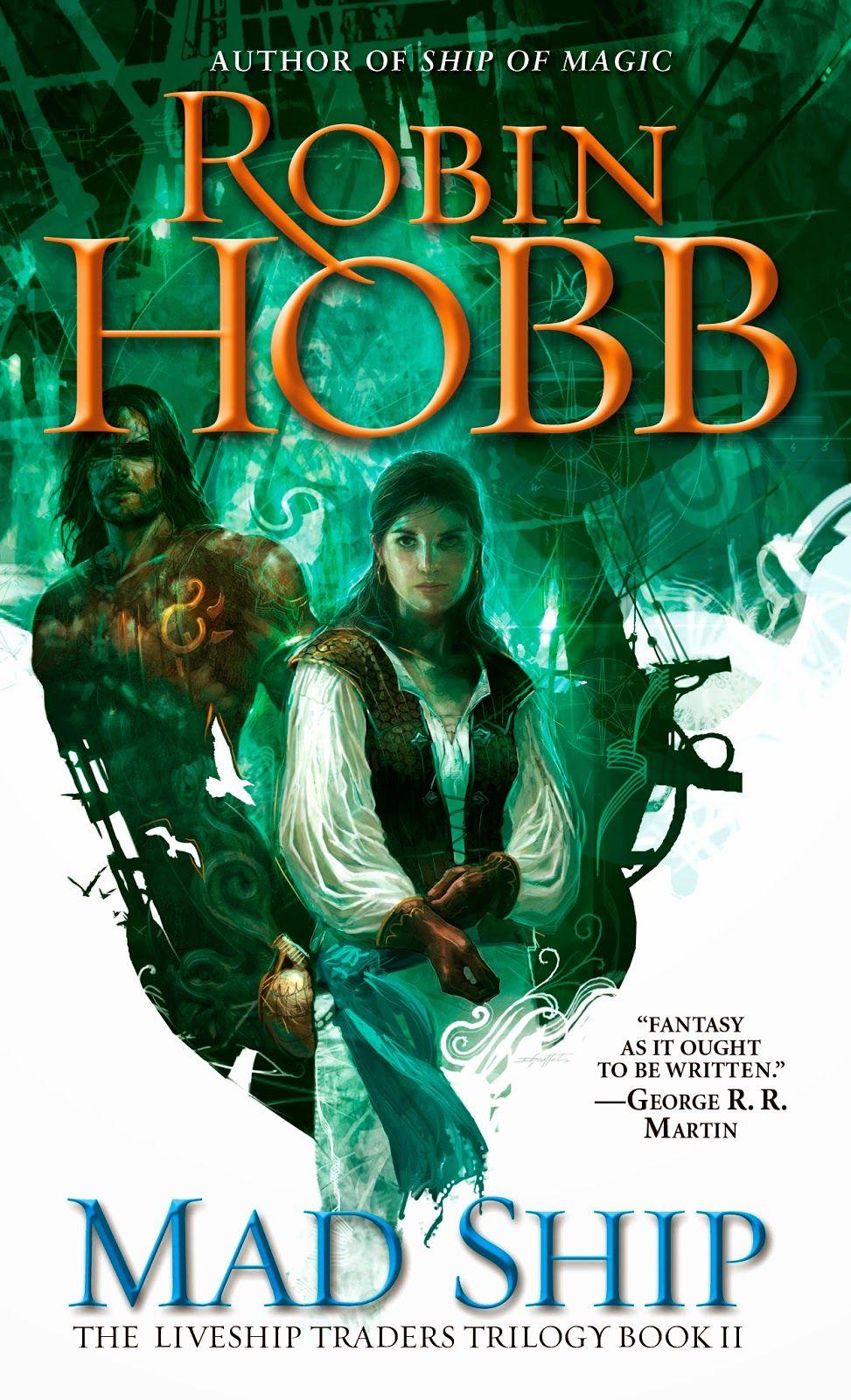 Amazon: Trilogía Las leyes del mar, Robin Hobb