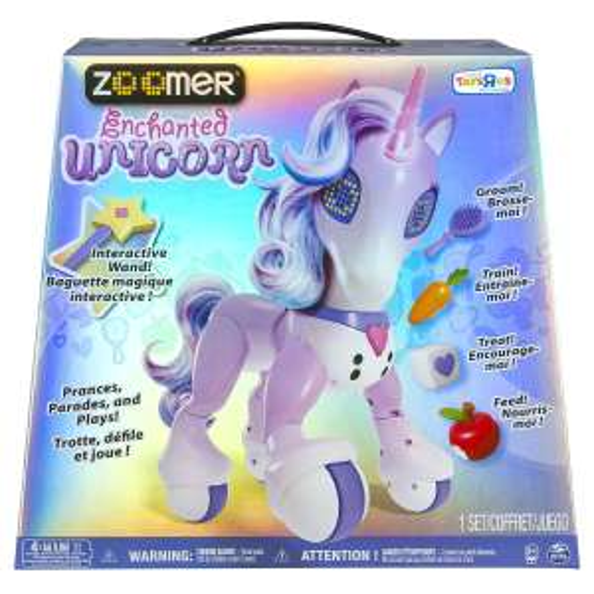 Chedraui Zoomer de unicornio