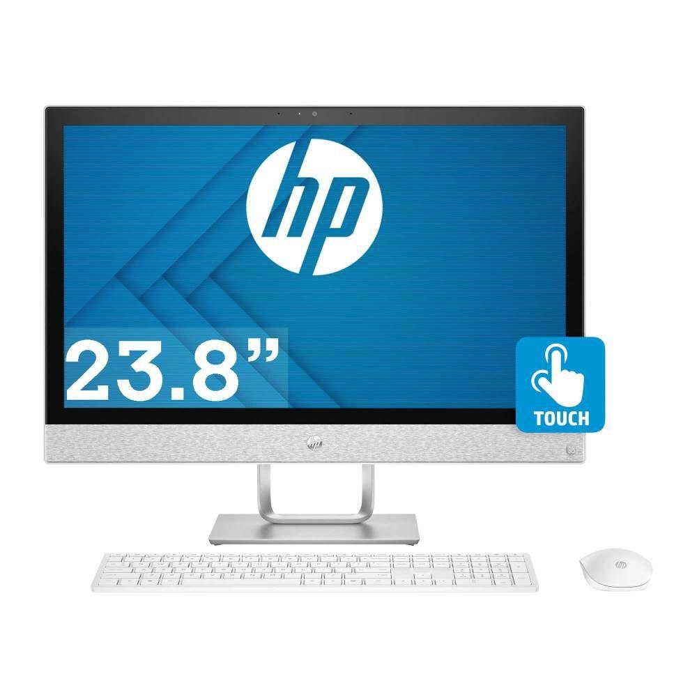 "Sam's Club: Desktop HP Envy AMD A12 8G RAM 1T Touch screen 23.8"" Citibanamex + 12MSI"