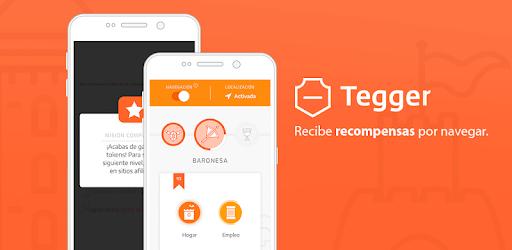 Tegger - Dinero para UnDosTres completando escuesta
