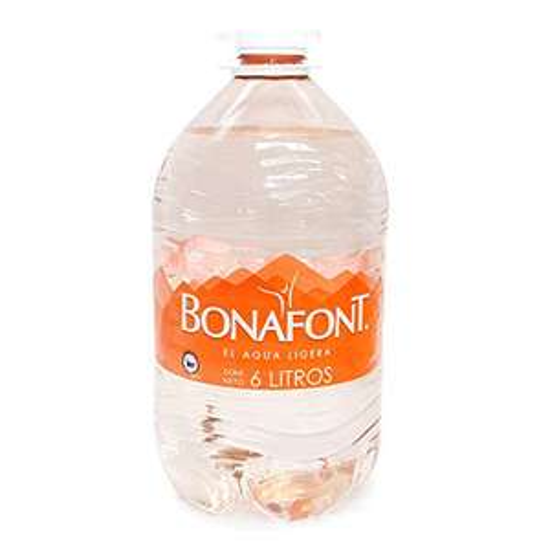 Amazon MX AGUA BONAFONT 6 LTS 16.28