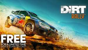 Humble Bundle: Dirt Rally - Gratis Steam Key