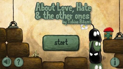 Juego ABOUT LOVE, HATE & THE OTHER ONES para iOS, GRATIS en iTunes por 48 horas.