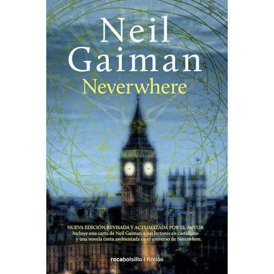 Amazon Kindle: Neverwhere - Neil Gaiman