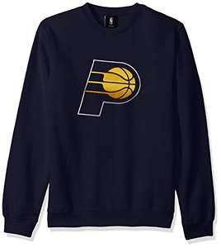 Amazon Sudadera talla 4 para niño, diseño de la NBA (Indiana Pacers)