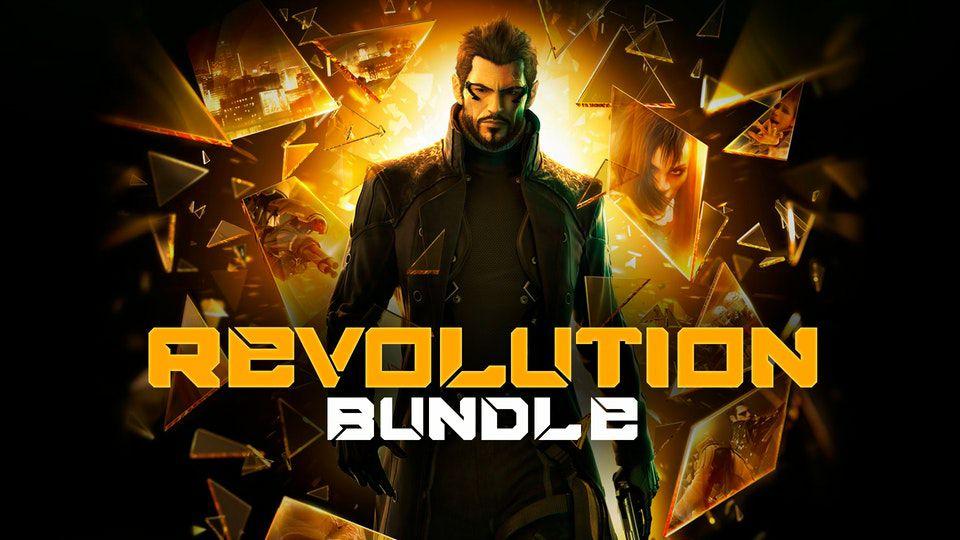 Fanatical: Revolution bundle