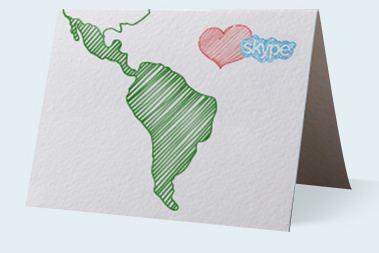 Skype: 1 mes de llamadas gratis a México y Latinoamérica