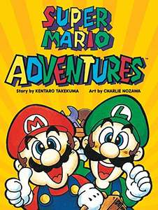 Amazon: Super Mario Adventures (cómics)