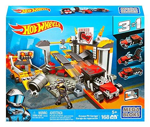 Amazon MX: Mega Bloks Hot Wheels $149