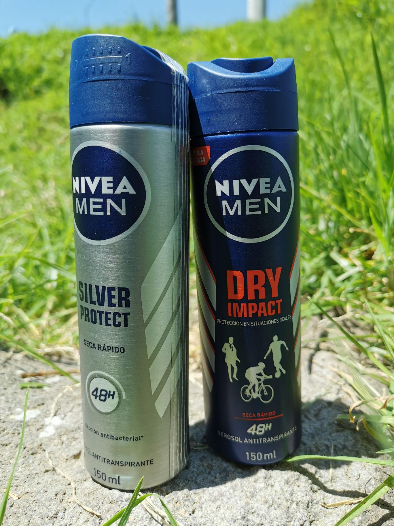 Chedraui: Nivea desodorante aerosol