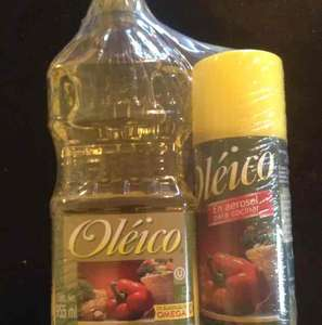 Walmart: Aceite Oleico con spray de 170 g