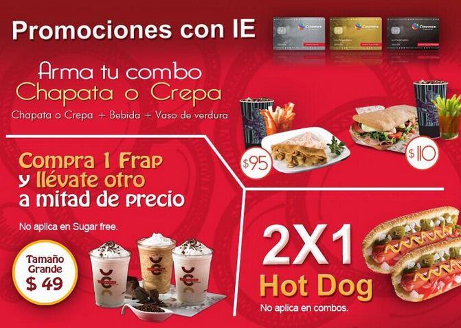 Cinemex: promociones de junio con tarjeta de Invitado Especial