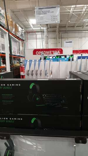 Costco: Bundle HP Pavilion Gaming (Mouse, teclado y auriculares)