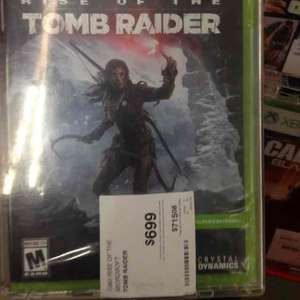 Sam's Club: Rise of the Tomb Raider para Xbox 360 a $699