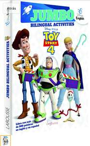 Amazon: Libro Jumbo para colorear Toy Story 4