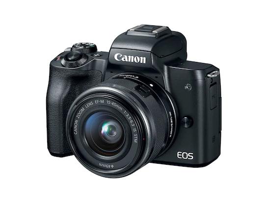 Liverpool en línea: Cámara Canon EOS M50 15-45 mm (Pagando con PayPal)