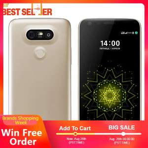 Aliexpress: LG G5 4GB/32GB 4G 16MP