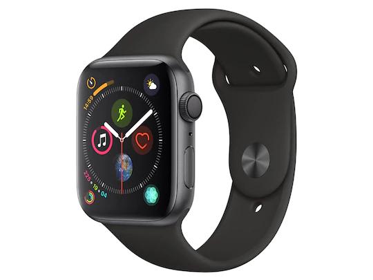 Liverpool en línea: Apple Watch Series 4 44 mm negro (pagando con PayPal)