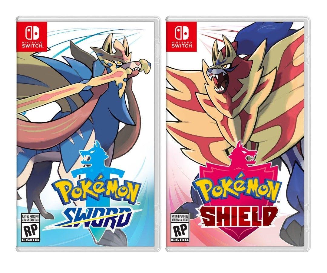 Liverpool en línea: Pokémon Sword o Pokémon Shield (Pagando con PayPal)