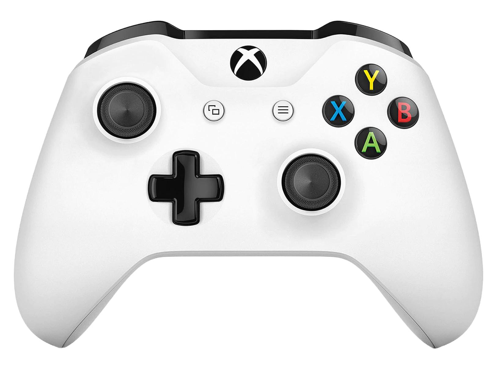 Liverpool en línea: Control Inalámbrico Xbox One blanco (pagando con Paypal)