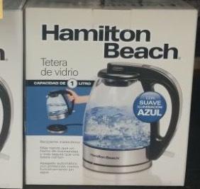 Walmart: Tetera Hamilton