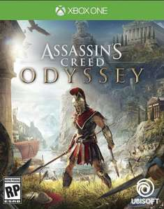 Walmart: Assassins Creed Odyssey Xbox One