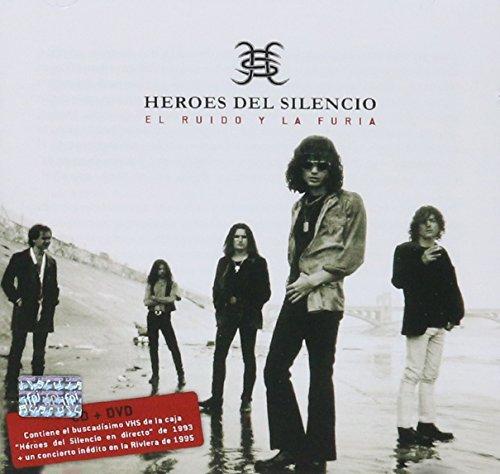 Amazon El Rúido y la Furia - Héroes del silencio (DVD Audio)