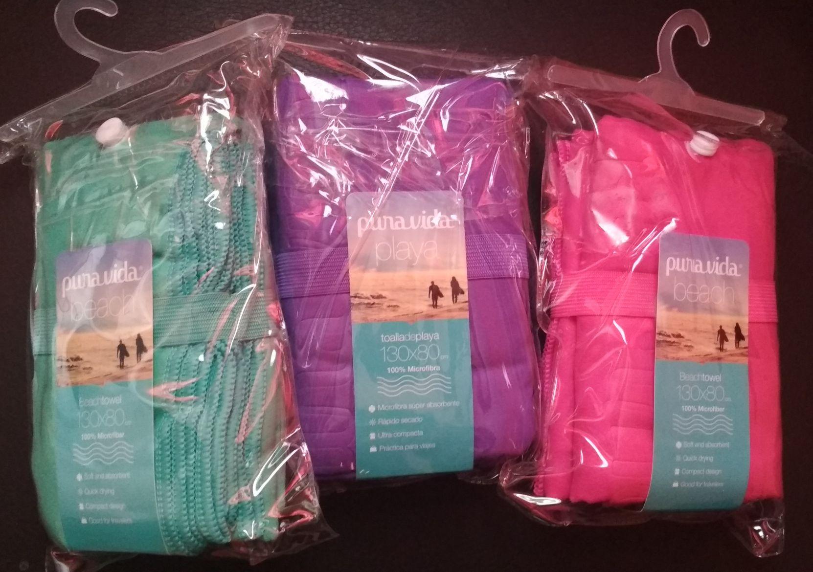 Walmart: liquidación toalla de playa microfibra